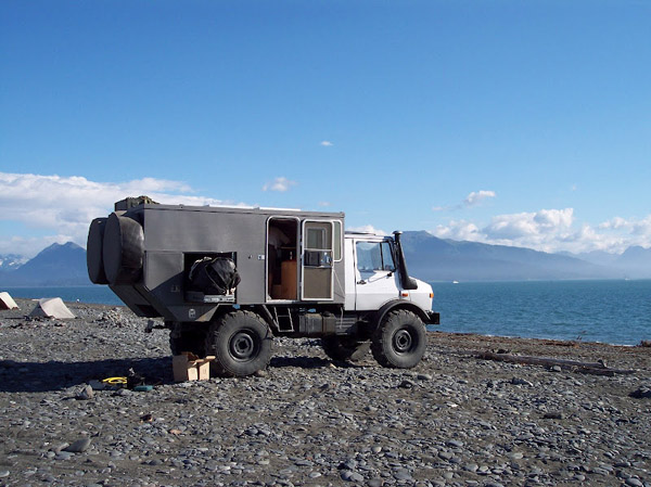 Off-Road Campers for sale at the Unimog Shop | Expedition
