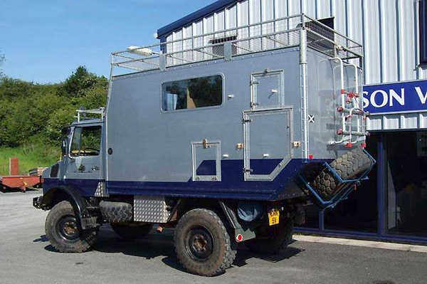 Offroad Expedition Motor Home Autos Post
