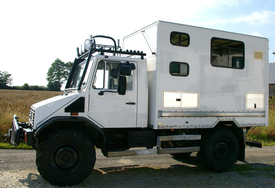 Off Road Campers For Sale At The Unimog Shop Expedition Motorhome Journalexpedition Motorhome