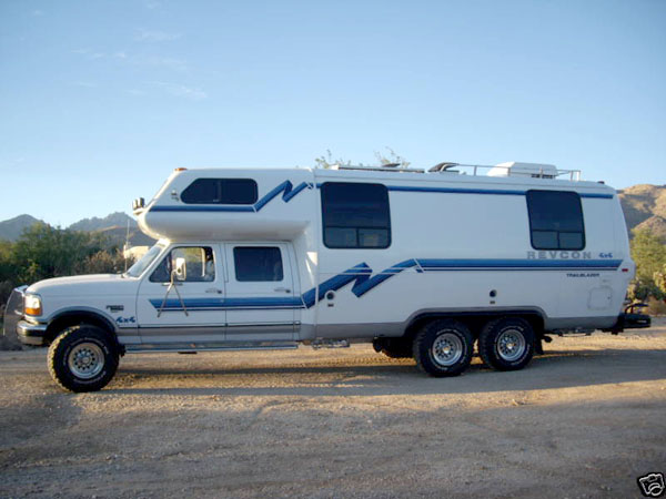 Off Road Motorhomes 4x4 For Sale | Autos Post