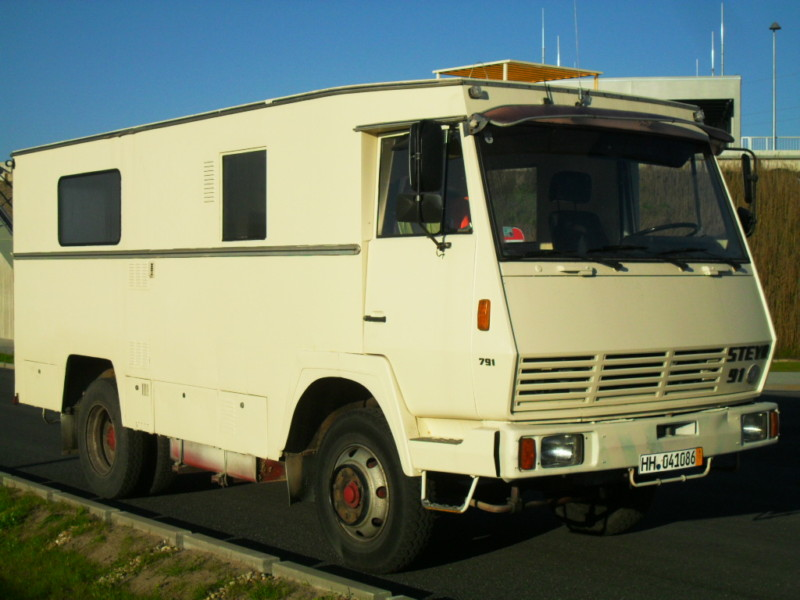 This Steyr 791 Would Make A Great Offroad Camper Expedition Motorhome Journalexpedition