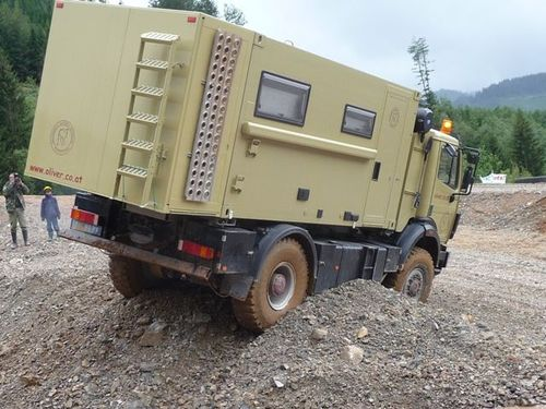 Zeppelin Expedition Camper Box Expedition Motorhome